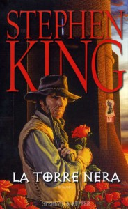 La copertina del settimo volume della saga di Stephen King