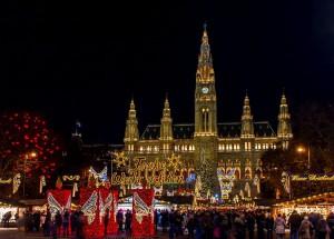 Il Rathaus di Vienna