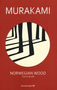 Una recente copertina di Norwegian Wood, il più famoso libro di Haruki Murakami