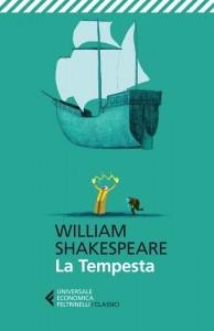 La tempesta, celebre commedia shakespeariana