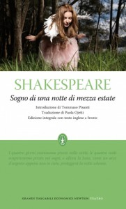 Sogno di una notte di mezza estate, uno dei capolavori di William Shakespeare
