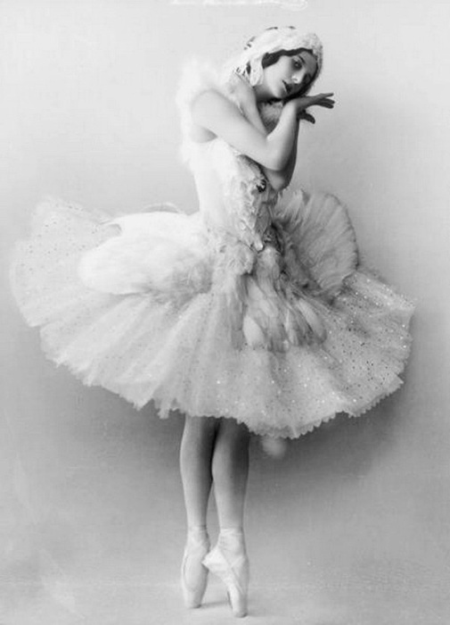 Anna Pavlova, ambasciatrice della danza nel mondo