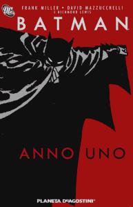 """L'edizione cartonata di """"Anno uno"""", di Miller e Mazzucchelli"""
