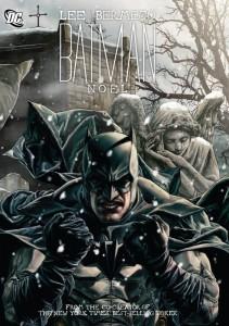 La copertina di Batman: Noel, storia tipicamente natalizia