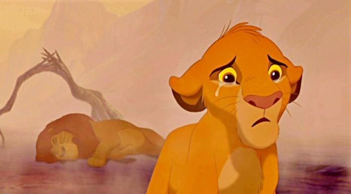Le più commoventi scene dei film Disney, a partire da Il re leone