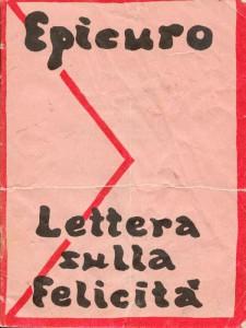 """La """"Lettera sulla felicità"""" di Epicuro"""