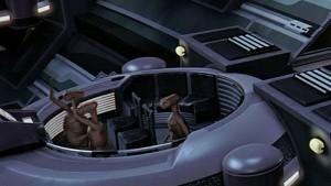 Gli extraterrestri simili ad E.T. in La minaccia fantasma