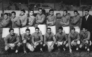 Le Fiamme Oro del 1958, quando giocavano a Padova