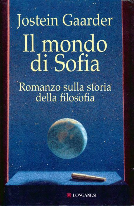 Il mondo di Sofia, best-seller di Jostein Gaarder
