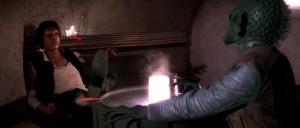 Han Solo rischia la vita
