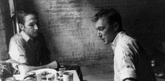 Rauschenberg e Johns negli anni '50