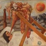 Senza speranza, uno dei quadri più famosi della Kahlo