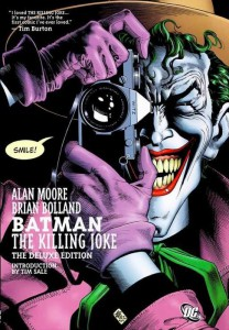 """The Killing Joke"", di Alan Moore e Brian Bolland"