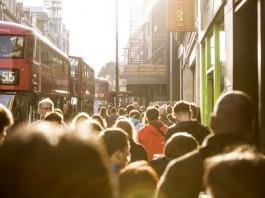 Londra è la città col maggior numero di abitanti in Europa