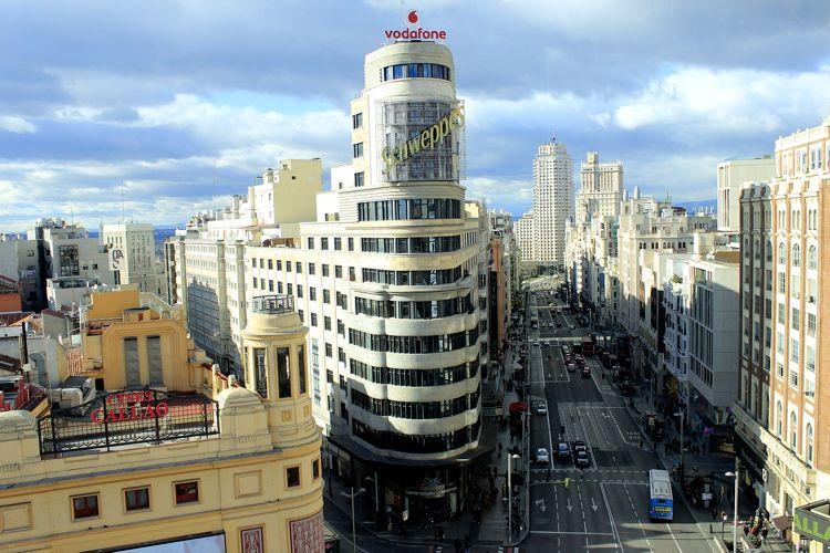 Madrid, terza città più popolosa d'Europa