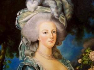 Maria Antonietta ritratta da Louise Elisabeth Vigée-Lebrun