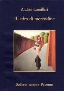 Il ladro di merendine, terzo romanzo dedicato a Montalbano