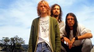 I Nirvana nel momento del loro massimo successo