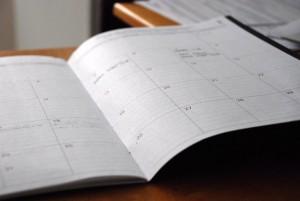 La pianificazione è una delle chiavi del controllo dell'ansia