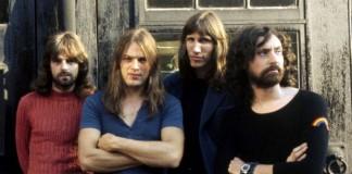 I Pink Floyd nel 1973, all'epoca dell'uscita di The Dark Side of the Moon, il loro disco di maggior successo