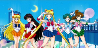 Sailor Moon, da molti anni uno degli anime più amati dalle ragazze