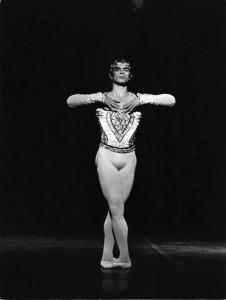 Rudolf Nureyev, il grande ballerino russo
