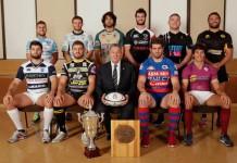 Le squadre del campionato di Eccellenza 2015, il massimo torneo italiano di rugby