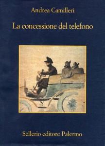 La concessione del telefono, romanzo ottocentesco di Andrea Camilleri