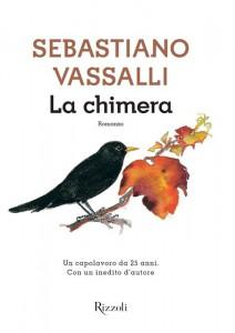 La copertina de La chimera, capolavoro di Sebastiano Vassalli
