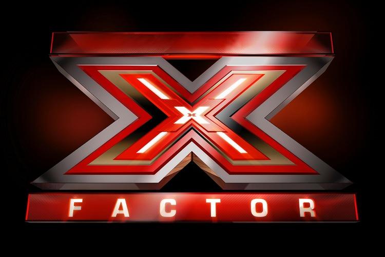 Il logo di X Factor, talent show che ha lanciato alcuni tra i cantanti di maggior successo degli ultimi anni