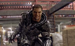 """Il generale Zod in """"L'uomo d'acciaio"""""""