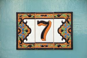 7, il numero dei fantasmi
