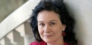 La scrittrice spagnola Clara Sánchez