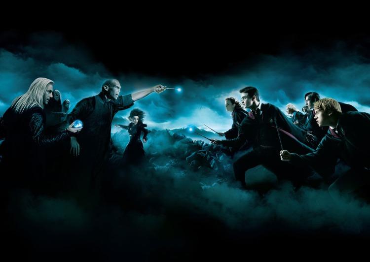 Alcuni dei personaggi principali della saga di Harry Potter