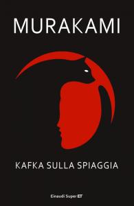 """""""Kafka sulla spiaggia"""", romanzo in cui il gatto è importante fin dalla copertina"""