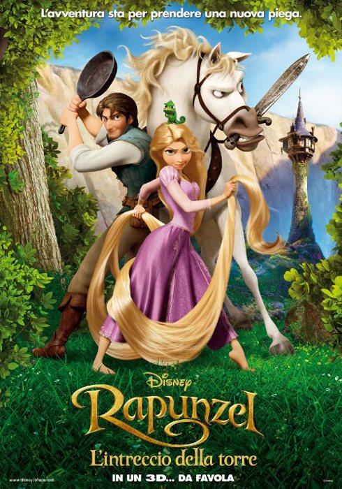 Il recente Rapunzel