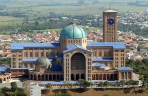 Basilica di Nostra Signora di Aparecida in Brasile (foto di Valter Campanato/ABr)