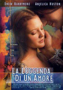 Drew Barrymore in La leggenda di un amore