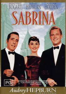 Sabrina, con Audrey Hepburn, William Holden e Humphrey Bogart