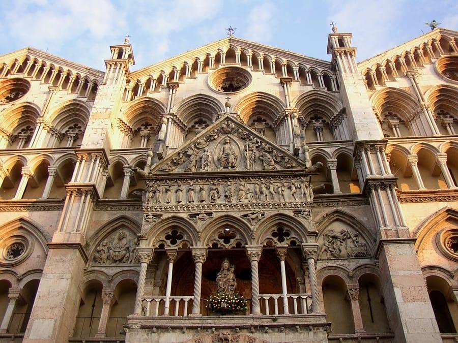 La Cattedrale di San Giorgio, duomo di Ferrara