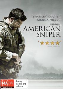 American Sniper, film di Clint Eastwood con Bradley Cooper
