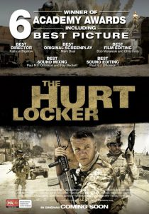 The Hurt Locker, premiato con 6 premi Oscar