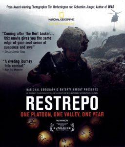 Restrepo, un documentario che ha seguito le truppe americane in Afghanistan per un anno