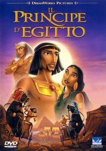 Il principe d'Egitto, film a cartoni animati di tema biblico