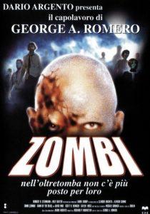 Zombi, grande film splatter di George A. Romero