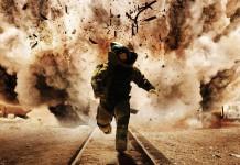 Una scena di The Hurt Locker, uno dei film più famosi sulla guerra in Iraq