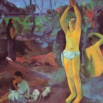 """""""Da dove veniamo?"""" di Gauguin"""