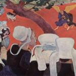 """""""La visione dopo il sermone"""", il quadro della svolta di Gauguin"""