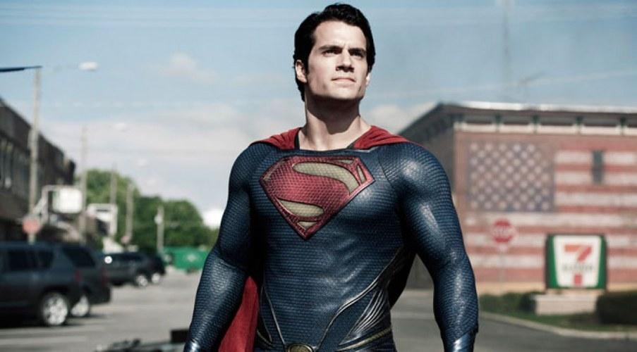 Henry Cavill, il Superman attuale