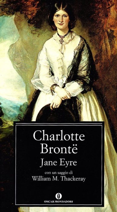 L'edizione Oscar Mondadori di Jane Eyre